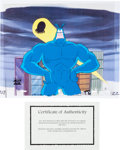 Animation Art:Production Cel, The Tick Production Cel Animation Art (Sunbow Entertainment,1994).... (Total: 2 Items)