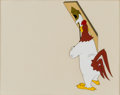 Animation Art:Production Cel, Weasel Stop Foghorn Leghorn Production Cel (Warner Brothers,1956)....