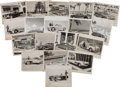 Automobilia, MOTORAMA PRESS PHOTO ARCHIVE, 1950s. 8 x 10 inches (20.3 x 25.4cm). ...