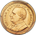 Commemorative Gold, 1903 G$1 Louisiana Purchase, McKinley, MS67 PCGS. CAC....