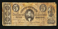 Confederate Notes:Group Lots, Confederate Play Money $5.. ...