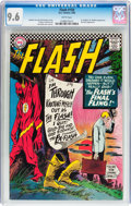 Silver Age (1956-1969):Superhero, The Flash #159 (DC, 1966) CGC NM+ 9.6 White pages....
