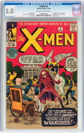 Silver Age (1956-1969):Superhero, X-Men #2 (Marvel, 1963) CGC VG/FN 5.0 Off-white to white pages....