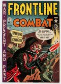 Golden Age (1938-1955):War, Frontline Combat #1 (EC, 1951) Condition: VG....