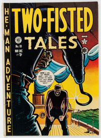 Two-Fisted Tales #18 (EC, 1950) Condition: VG