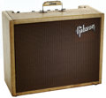 Musical Instruments:Amplifiers, PA, & Effects, 1962 Gibson GA-19RVT Falcon Tweed Guitar Amplifier, Serial #130662....