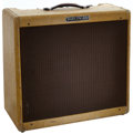 Musical Instruments:Amplifiers, PA, & Effects, 1956 Fender Pro Amp Tweed Guitar Amplifier, Serial # S00650....