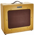 Musical Instruments:Amplifiers, PA, & Effects, 1951 Fender Pro Amp Tweed Guitar Amplifier, Serial # 1914....