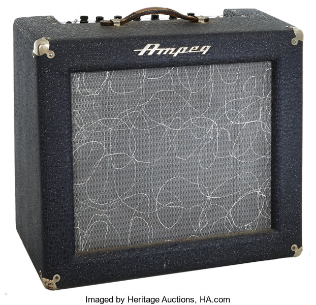 Dating ampeg Amps