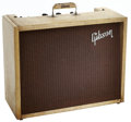 Musical Instruments:Amplifiers, PA, & Effects, 1960 Gibson GA-6 Lancer Tweed Guitar Amplifier, Serial # 28775....