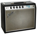 Musical Instruments:Amplifiers, PA, & Effects, 1968 Fender Princeton Black Guitar Amplifier, Serial # A11991....