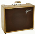 Musical Instruments:Amplifiers, PA, & Effects, 1962 Gibson Ranger Tweed Guitar Amplifier, Serial # 300705....