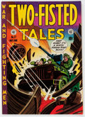 Golden Age (1938-1955):War, Two-Fisted Tales #27 (EC, 1952) Condition: VF+....