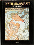 Books:Art & Architecture, Victor Arwas. Berthon & Grasset. New York: Rizzoli, [1978]. First American edition. Publisher's cloth and original d...