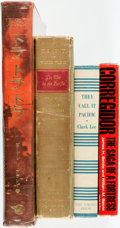 Books:Americana & American History, [Second World War]. Four Books on the War in the Pacific includingJames H. and William M. Bolote's Corregidor: The Saga o...(Total: 4 Items)