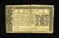 Colonial Notes:Maryland, Maryland March 1, 1770 $2/3 Very Fine-Extremely Fine. This is amuch scarcer fractional denomination note that has great sig...