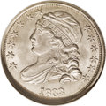Bust Dimes: , 1833 10C MS64 NGC. PCGS Population (32/18). NGC Census: (51/26).Mintage: 485,000. Numismedia Wsl. Price: $2,300. (#4522)...