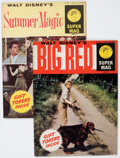 Silver Age (1956-1969):Adventure, Silver Age British Super Mag Walt Disney Related Adventure Group (Gold Token, 1964) Condition: Average VG/FN.... (Total: 2 Comic Books)