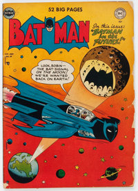 Batman #59 (DC, 1950) Condition: GD