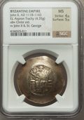 Ancients:Byzantine, Ancients: John II (1118-1143). EL aspron trachy (4.35 gm)....