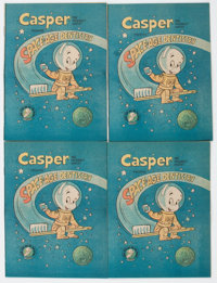 Casper the Friendly Ghost Presents Space Age Dentistry #nn File Copy Long Box Group (Harvey, 1972) Condition: Average VF...