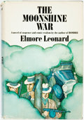 Books:Fiction, Elmore Leonard. INSCRIBED. The Moonshine War. Garden City:Doubleday & Company, 1969. First edition. Inscribed by ...