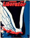 Books:Periodicals, [Periodical]. November 1918 Issue of The Liberator. NewYork: Liberator Publishing Co., 1918....