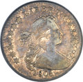 Early Half Dimes, 1805 H10C V-1, LM-1, R.4, VF20 PCGS....