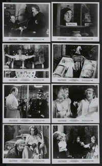 """Young Frankenstein (20th Century Fox, 1974). Still Set of 8 (8"""" X 10""""). Comedy. ... (Total: 8 Items)"""