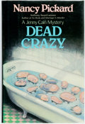 Books:Mystery & Detective Fiction, Nancy Pickard. INSCRIBED. Dead Crazy: A Jenny Cain Mystery. New York: Charles Scribner's Sons, [1988]. First edition...