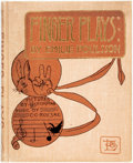 Books:Music & Sheet Music, Emilie Poulsson. Finger Plays for Nursery and Kindergarten.Boston: Lothrop Publishing Company, [1893]. ...