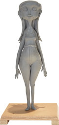 Animation Art:Maquette, ParaNorman Sandra Babcock Original Animation Maquette(LAIKA, 2012)....