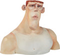 Animation Art:Maquette, ParaNorman Mitch's Head Original Animation Paint TestMaquette (LAIKA, 2012)....
