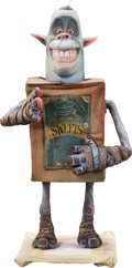 Animation Art:Puppet, The Boxtrolls Sweets Original Animation Puppet (LAIKA,2014)....