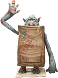 Animation Art:Puppet, The Boxtrolls Fragile Original Animation Puppet (LAIKA,2014)....