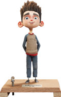 Animation Art:Puppet, ParaNorman Norman Pajamas Original Animation Puppet (LAIKA,2012)....