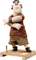 Animation Art:Puppet, ParaNorman Alvin Original Animation Puppet (LAIKA, 2012)....