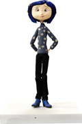 Animation Art:Puppet, Coraline Blue Star Sweater Original Animation Puppet (LAIKA,2009)....