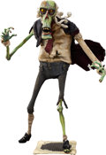 Animation Art:Puppet, ParaNorman Judge Hopkins Zombie Original Animation Puppet (LAIKA, 2012)....
