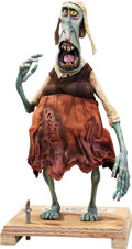 Animation Art:Puppet, ParaNorman Goodie Temper Zombie Original Animation Puppet (LAIKA, 2012).. ...