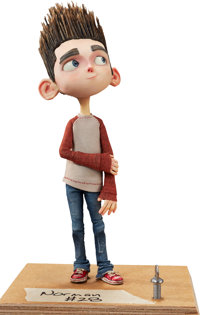 ParaNorman Norman Original Animation Puppet (LAIKA, 2012)