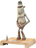 Animation Art:Puppet, The Boxtrolls Fish Original Animation Puppet (LAIKA, 2014)....