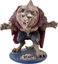 Animation Art:Maquette, Beauty and the Beast Beast Hand-Painted Limited EditionMaquette #346/500 (Walt Disney, 1993)....