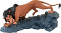 Animation Art:Maquette, The Lion King Scar Hand-Painted Limited Edition Maquette#175/500 (Walt Disney, 1993)....