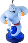 Animation Art:Maquette, Aladdin Genie Hand-Painted Limited Edition Maquette #72/500(Walt Disney, 1992)....