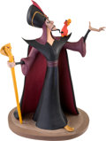 Animation Art:Maquette, Aladdin Jafar Hand-Painted Limited Edition Maquette #72/500(Walt Disney, 1992)....