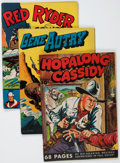 Golden Age (1938-1955):Western, Golden Age Western Group (Various Publishers, 1950s).... (Total: 8 Comic Books)
