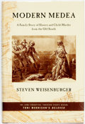 Books:Americana & American History, [Slavery]. Steven Weisenburger. Modern Medea. A Family Story ofSlavery and Child-Murder from the Old South. [New Yo...