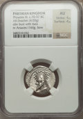 Ancients:Oriental, Ancients: PARTHIAN KINGDOM. Phraates III (70-57 BC). AR drachm (4.03 gm)....