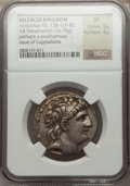 Ancients:Greek, Ancients: SELEUCID KINGDOM. Antiochus VII Sidetes (138-129 BC). ARtetrarachm (16.78 gm)....